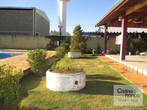 chácara residencial à venda, jardim alberto gomes, itu - ch0099. - ch0099