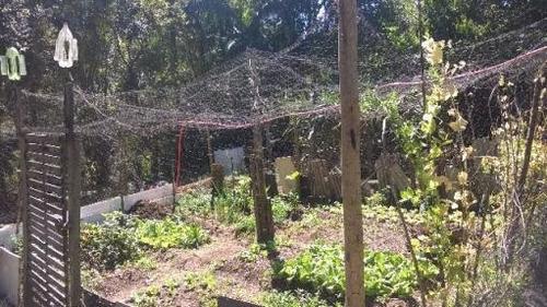 chácara residencial à venda, jardim ana maria, itatiba. - ch0131