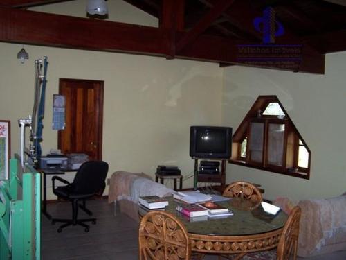 chácara residencial à venda, jardim brasil, vinhedo - ch0005. - ch0005
