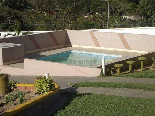 chácara residencial à venda, jardim buru, salto. - ch0245