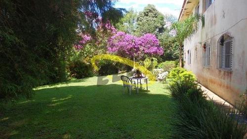 chácara residencial à venda, jardim cardoso (mailasqui), são roque - ch0118. - ch0118