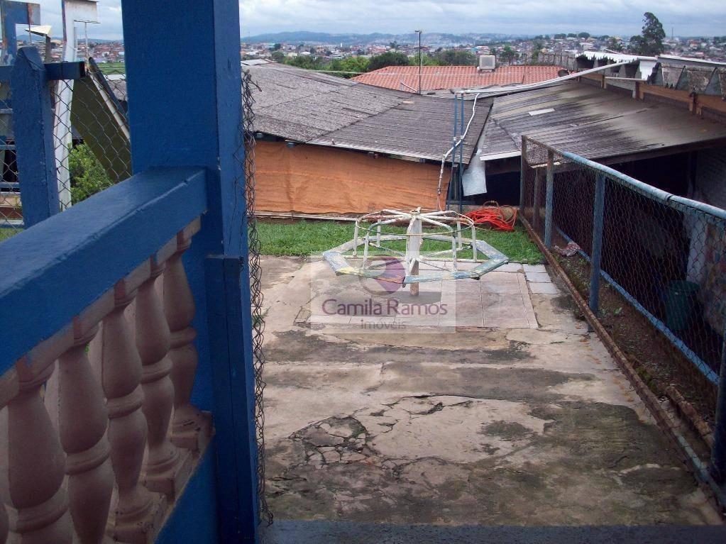 chácara residencial à venda, jardim chácara méa, suzano. - ch0011