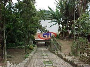 chácara residencial à venda, jardim clube de campo, santo andré. - ch0031