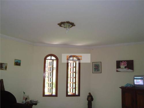 chácara residencial à venda, jardim clube de campo, santo andré - ch0040. - ch0040