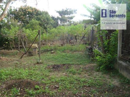 chácara residencial à venda, jardim da balsa i, limeira. - ch0017