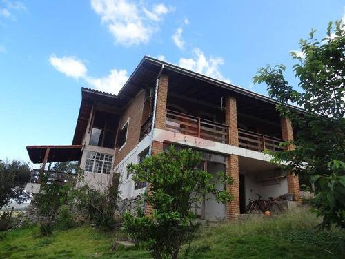 chácara residencial à venda, jardim do centenário, jambeiro. - ch0035