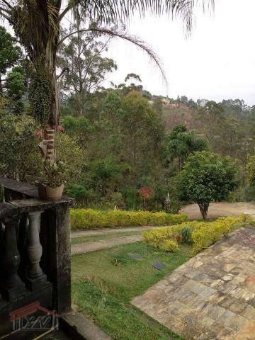 chácara residencial à venda, jardim dos lagos, franco da rocha. - ch0010