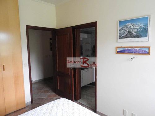 chácara residencial à venda, jardim dos lagos, itatiba - ch0256. - ch0256