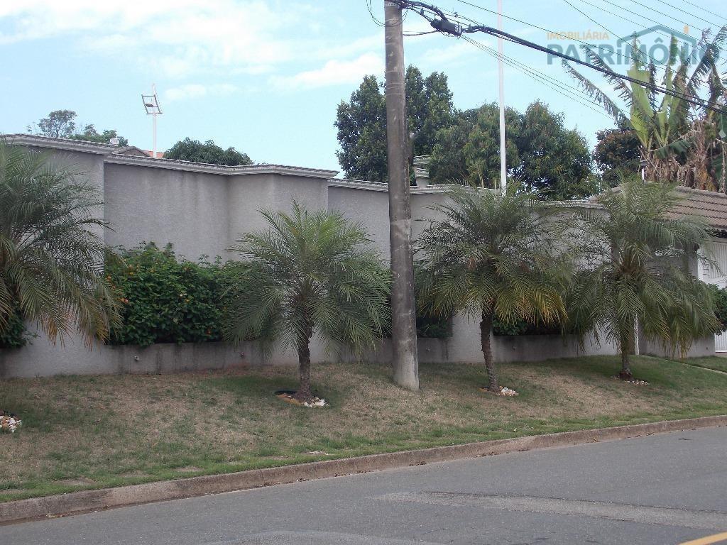 chácara  residencial à venda, jardim dos pinheiros, atibaia. - ch0032