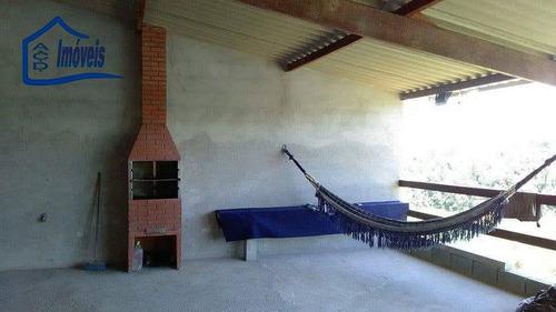 chácara residencial à venda, jardim eldorado, santa isabel. - ch0030