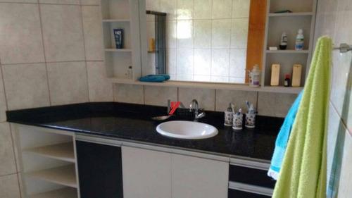 chácara  residencial à venda, jardim estância brasil, atibaia. - ch0019