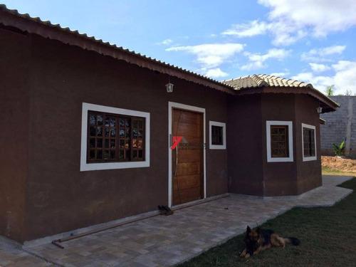 chácara  residencial à venda, jardim estância brasil, atibaia. - ch0024