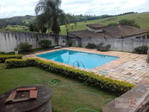 chácara residencial à venda, jardim leonor, itatiba. - ch0068