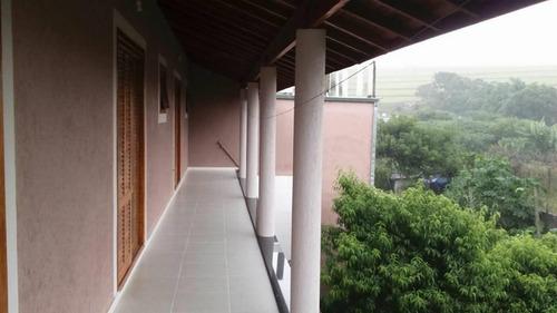 chácara residencial à venda, jardim leonor, itatiba. - ch0140