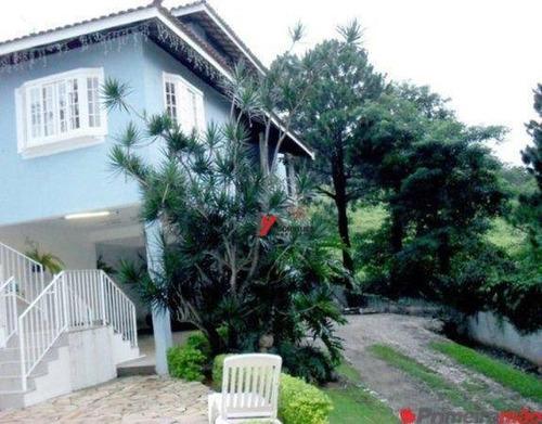 chácara residencial à venda, jardim maristela, atibaia - ch0062. - ch0062