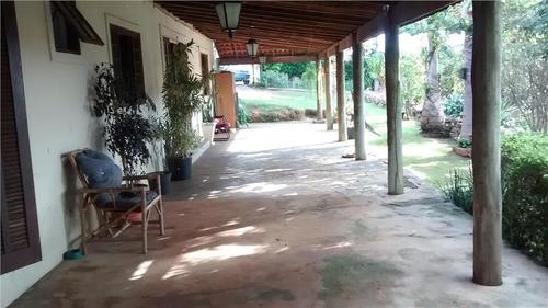 chácara residencial à venda, jardim monte verde, itatiba. - ch0099