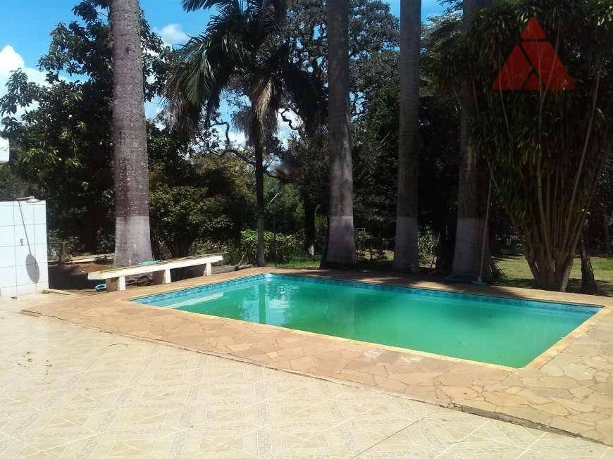chácara residencial à venda, jardim paulista, dois córregos. - ch0031