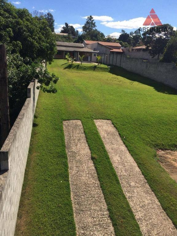 chácara residencial à venda, jardim recanto verde, limeira. - ch0015
