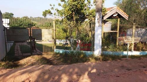 chácara residencial à venda, jardim santa cecília, barueri. - ch0009