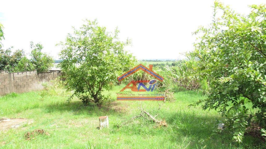 chácara residencial à venda, jardim santa esmeralda, hortolândia. - ch0011