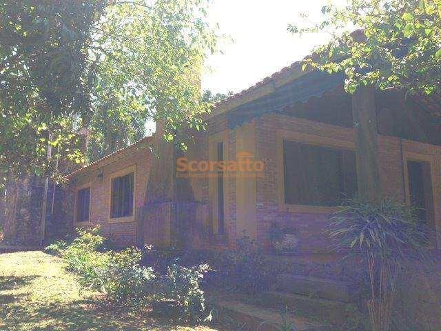 chácara  residencial à venda, jardim santa luzia, embu das artes. - v838