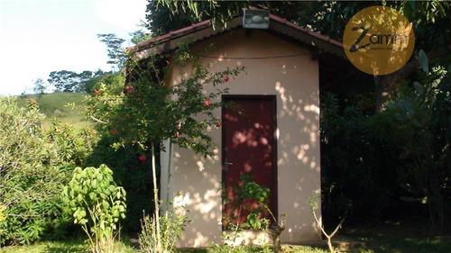 chácara residencial à venda, jardim santo antônio, amparo. - codigo: ch0021 - ch0021