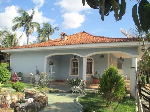chácara residencial à venda, jardim santo antônio, atibaia - ch0597. - ch0597
