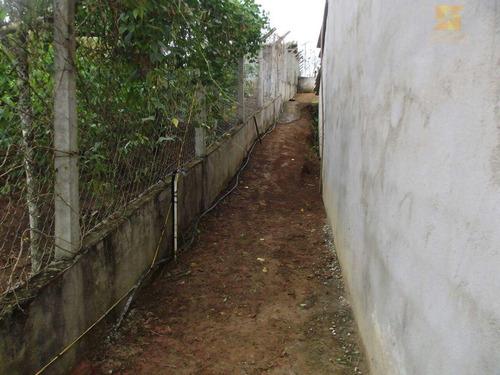 chácara residencial à venda, jardim são joão, guarulhos. - codigo: ch0148 - ch0148