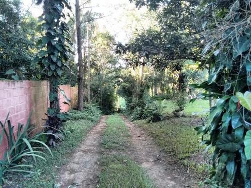 chácara residencial à venda, jardim são miguel, cotia. - ch0101