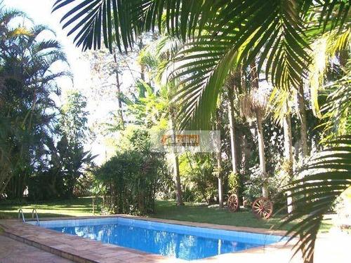 chácara residencial à venda, jardim vista alegre, são bernardo do campo. - ch0097