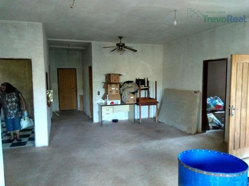 chácara residencial à venda, joapiranga, valinhos. - ch0084