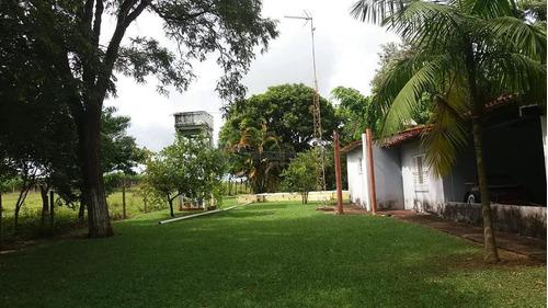chácara residencial à venda, jundiacanga, araçoiaba da serra. - ch0333