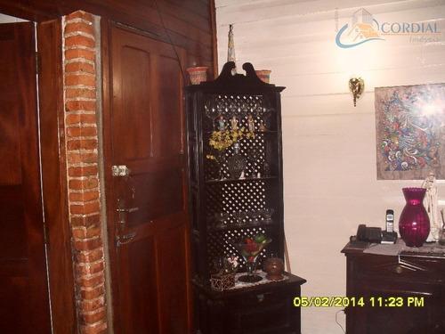chácara  residencial à venda, juquitiba. - codigo: ch0001 - ch0001
