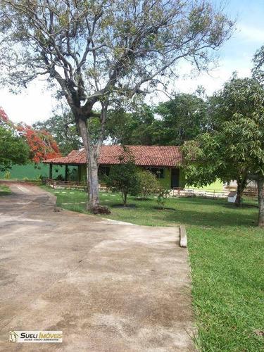 chácara  residencial à venda, lagomar, macaé. - ch0002