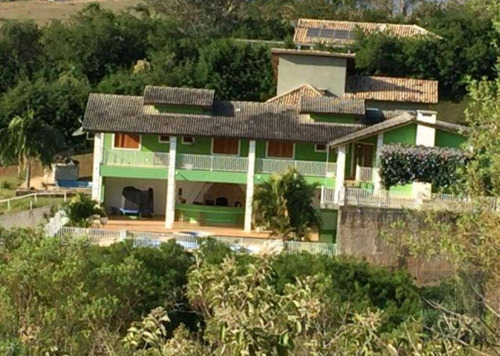 chácara residencial à venda, laranjal, atibaia. - ch0016