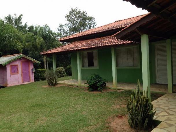 chácara residencial à venda, lavras de baixo, socorro. - ch0370