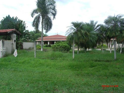 chácara residencial à venda, long island, jaguariúna. - ch0038