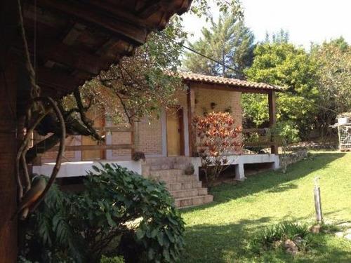 chácara residencial à venda, loteamento caminhos do sol, itatiba. - ch0118