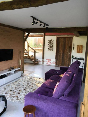 chácara residencial à venda, loteamento caminhos do sol, itatiba. - ch0248