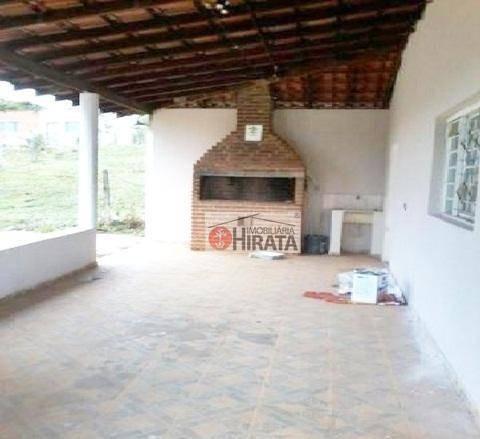 chácara residencial à venda, loteamento chácaras gargantilhas, campinas. - ch0054