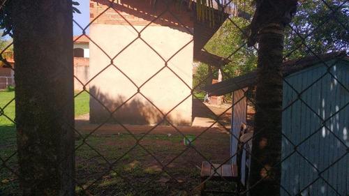 chácara residencial à venda, loteamento chácaras vale das garças, campinas. - ch0350