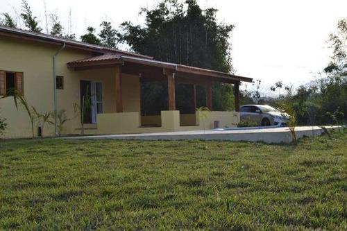 chácara  residencial à venda, mandú, pindamonhangaba. - ch0006
