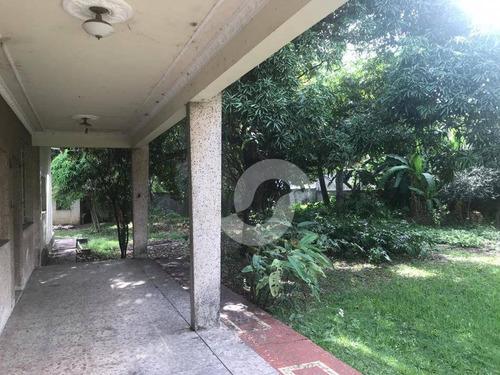 chácara residencial à venda, mangueira, são gonçalo. - ch0007