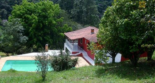 chácara  residencial à venda, marmelos, mairiporã. - codigo: ch0135 - ch0135