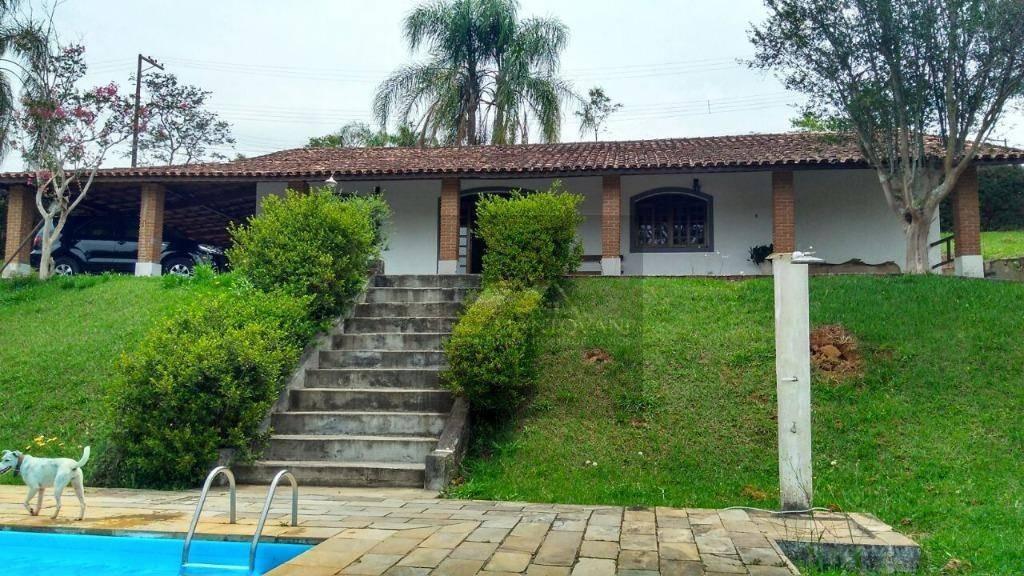 chácara residencial à venda, mãe dos homens, bragança paulista. - ch0004