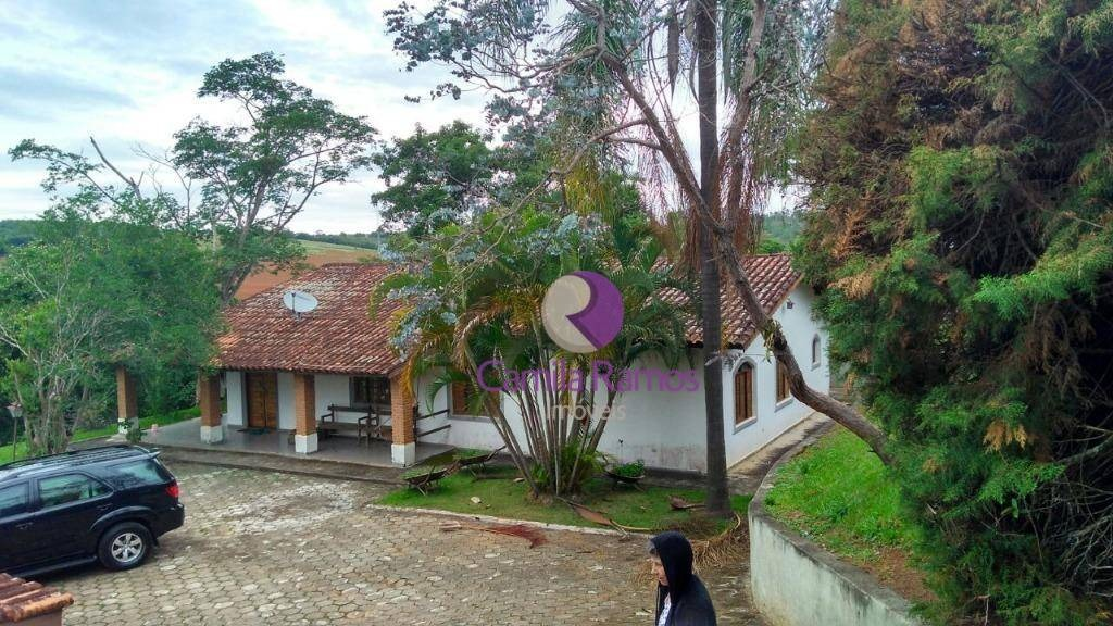 chácara residencial à venda, mãe dos homens, bragança paulista. - ch0038
