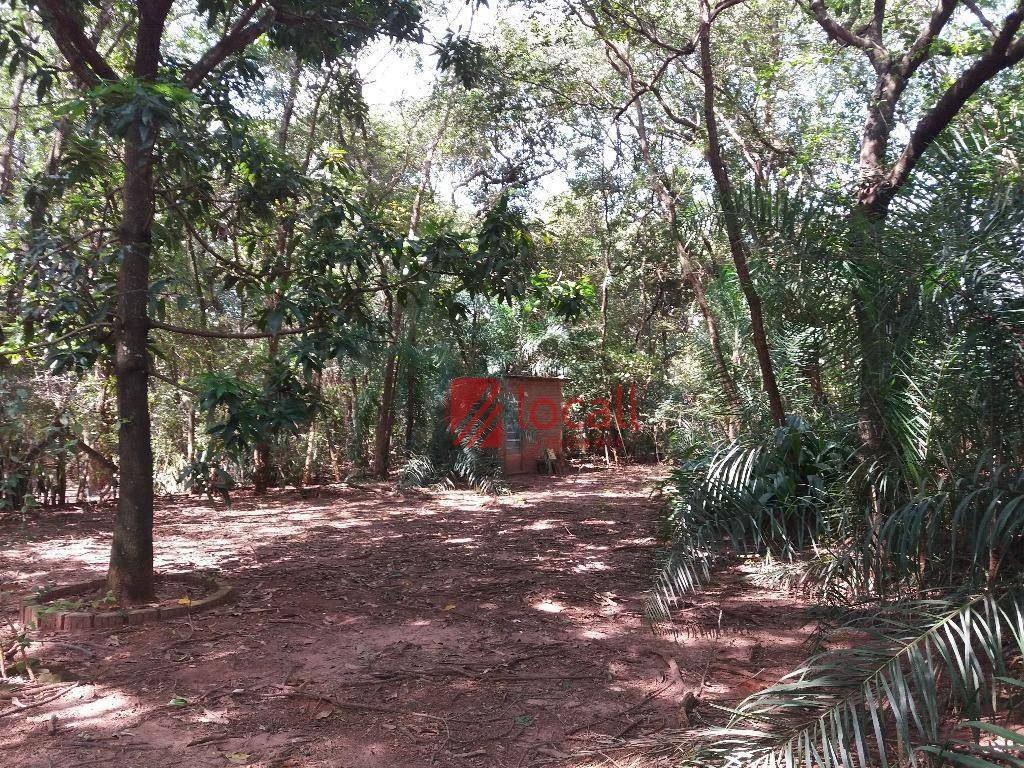 chácara residencial à venda, morada campestre, são josé do rio preto. - ch0034