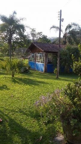 chácara residencial à venda, morro azul, paraibuna - ch0029. - ch0029