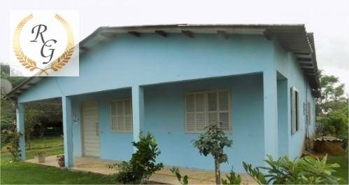 chácara residencial à venda, morro grande, viamão. - ch0007