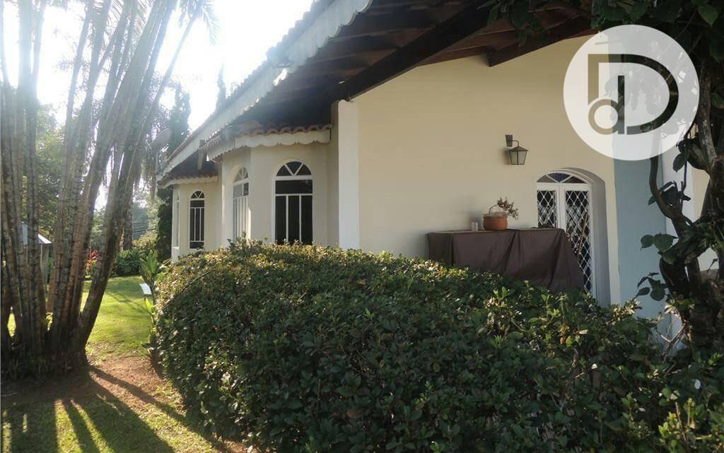 chácara residencial à venda, observatório, vinhedo - ch0088. - ch0088